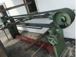 Sıfır Ayarında Palet Zımpara Makinası