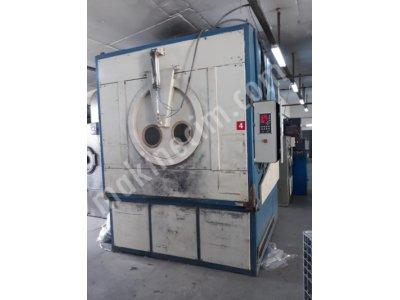 Tekstil & Kot Kurutma Makinaları Devirmeli 60 / 120 / 150 / 180