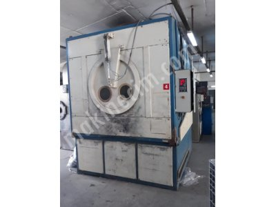 Dama Tekstil & Çamaşır Kurutma Makinası 180 Devirmeli Doğalgazlı