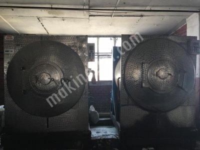 Tekstil & Kot Yıkama Makinaları Devirmeli 150 Lik Sıfır Ayarında