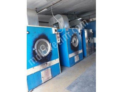Tekstil & Kot Kurutma Makinaları  150 Lik Doğalgazlı 3 Adet Mevcuttur