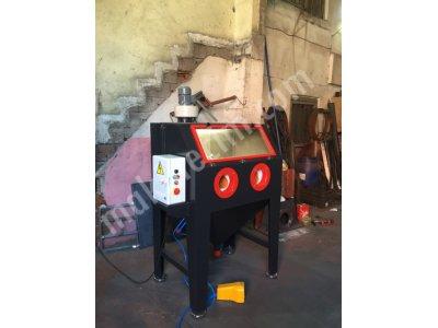 Manuel Kumlama Makinası