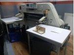 Giyotin Kağıt Kesim Makinası Polar Marka