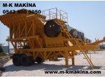 Stoktan Hemen Teslim 500 T/s Kapasiteli Mk-140 /m-K Makina/