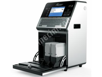 Tarih Makinası - İnkjet Kodlama - Fastjet