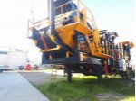 Stoktan Teslim Mobil Taş Kırma Eleme Tesisi Mk- 15 / M-K  Makina /