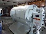 Solucan gubresi kurutma tanki tarim bakanligina uygun sistem