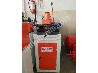 Alüminyum Kopya Freze Makinası Elektrik Motorlu 380 Volt Anadolu Makinadan