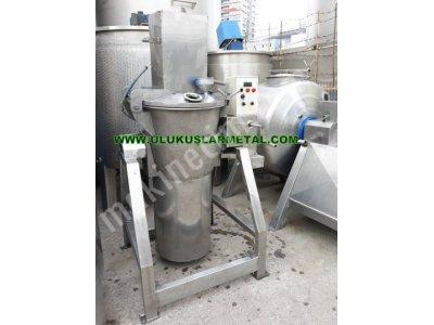 2. El Paslanmaz Kaşar Eritme Makinesi Füze Peynir Eritme Makinesi
