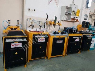 Pvc Makinaları Atlas Marka 5 Li Set Anadolu Makinadan