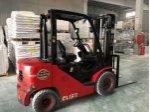 2012 Clift 2 Ton Dublex Asansör 3,30 M, Dizel Forklift 5350 Saat