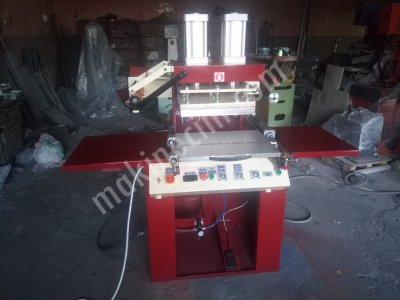 Automatic Hot Plate Gilding Foil Embossing Machine