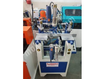 Pvc Otomatik İkili Su Tahliye Makinası Etm Marka Anadolu Makinadan