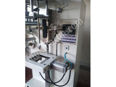 Taneli Ürünler İçin Paketleme Makinesi