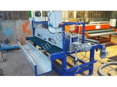 Halı Hav Alma Ve Paketleme Makinası  Vm 2