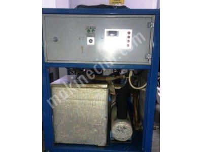 Satılık 2.el Çok Temiz 30 Kw 25.800 Kcal/h Chıller Soğutma Grubu