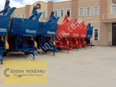 Combined Threshing Machine