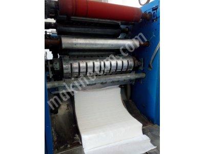 Satılık Z Katlama Peçete Makinesi