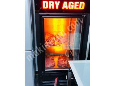 Mini Dry Aged Dolabı / Küçük Ev Tip Et Dinlendirme Vitrini