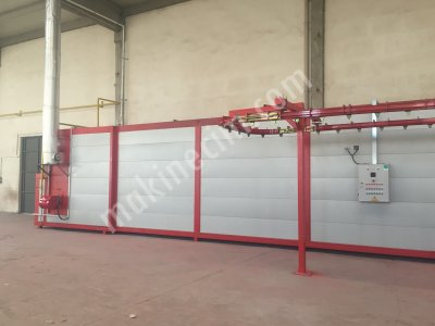 Zero 13 Meter U Type Paint Furnace