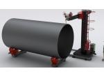 Rotatör Çevirici (Tanker  Çevirici)  15 Ton