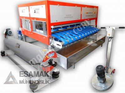 Otomatik Halı Yıkama Makinası Ve Halı Sıkma 2Li Set