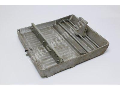 15X25Cm Açık Hazne Tampon Baskı Makinesi Mürekkep Haznesi