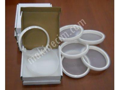 Kapalı Hazne Mürekkep Sıyırıcı Ring 90Mm