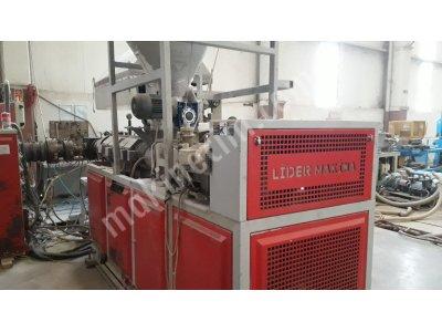 Exruder Pvc Makinası-Sıdıng Hattı