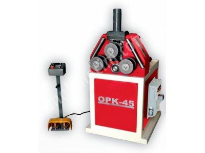 Opk -45 Boru Ve Profil Bükme Makinası