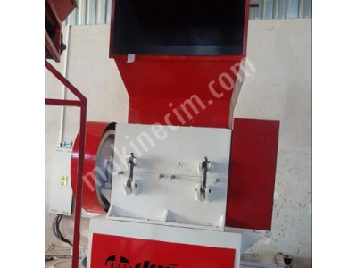 120'lik Kırma Makinası