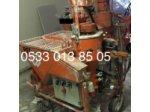 Satılık 2. El alçı makinası 14Bin TL