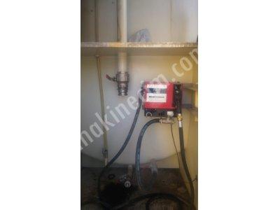 Akaryakıt ,mazot Tankı Mazot Deposu Ve Pompası Benzin Pompası