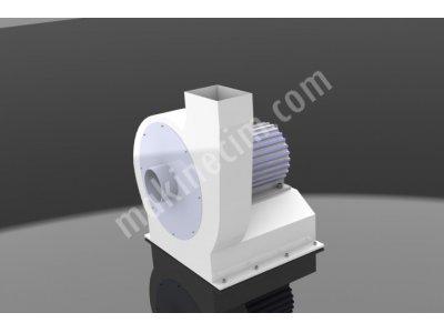 Emiş Ve İtiş Fanı - Kırma Makineleri İçin Hava Fanı