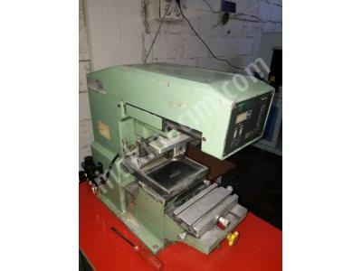 Şookkkk -Tek Renk Masa Üstü Otomatik Tampon Boya Ve Marka Basma Makinası---   Bugünesatıldı