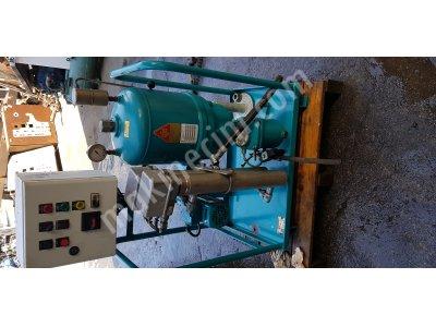 Yağ Filtre Separatör