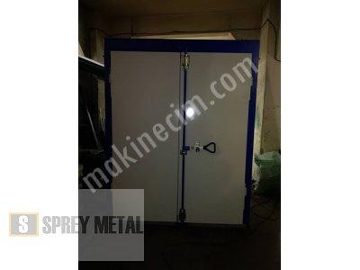 Box Tipi Kutu Tipi Fırın Elektrikli