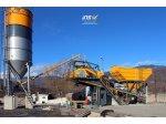 İnsmakina 60 M3 Saat Mobil Beton Santrali - Stoktan