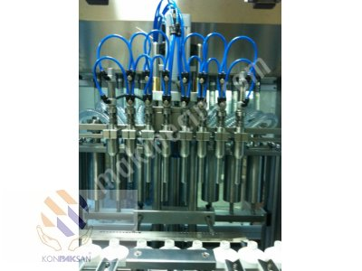 6 Heads Liquid Filling Machine