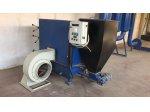 Pelet Pirina Ve İri Talaş Yakıtlı Kurutma Makinası