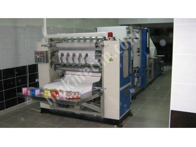 V Folder Dispenser Towel Machine