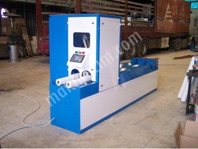 Otomatik Tuvalet Kağıdı Kesim Makinesi (Logsaw)