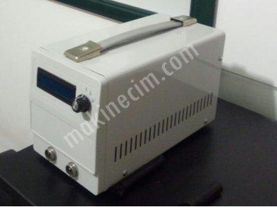 Elektroparlatma Makinası - Dijital ( Paslanmaz Çelikler İçin )
