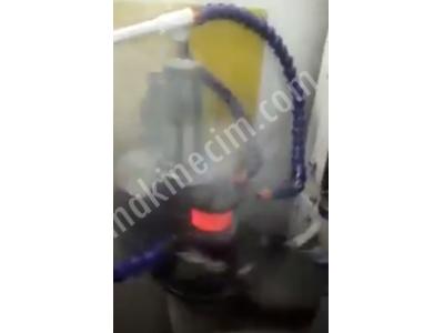 Krank Mili İndüksiyon Sertleştirme Makinası