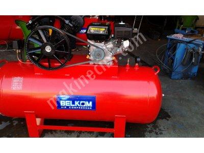300 Litre 11Bar(160Psi) Yarı Otomatik Yol Yardım Kompresorü