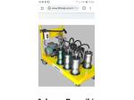 Hertürlü Yağ Filtre Makinesi