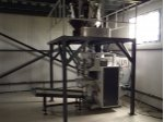Plc Kontrollü Terazili Dikey Paketleme Makinesi(Tane Ürünler)