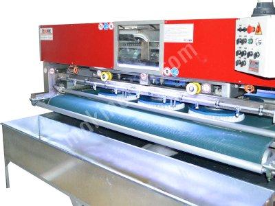 Otomatik Halı Yıkama Makinası (6 Fırça)