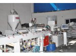 Drip İrrigation Pipe Extrusion Line With Round Dripper- Used Machine For Sale