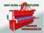 Hav Alma Ve Paketleme Makinası, Halı Hav Alma